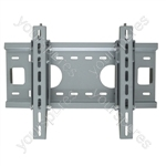 "Universal Flat Screen TV Wall Bracket (Up To 37"")"
