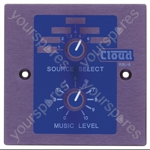 Cloud RSL-6 Remote Selector