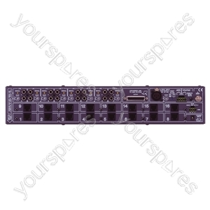 Cloud CX163 2 Zone Stereo Mixer
