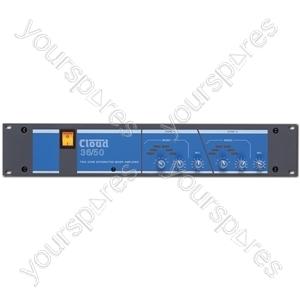 Cloud 36/50 2 Zone Mixer/Amplifier 3 x 50w