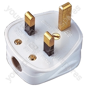 Eagle Standard 3 Pin UK Plug - Fuse Rating (A) 5