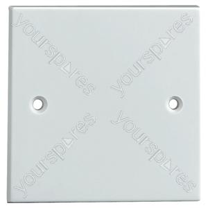 Single Blanking Plate