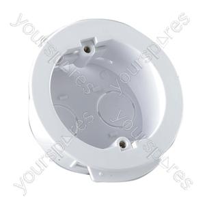 Round Dry Lining Box 35mm