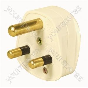 Round Pin Plug Top 15A