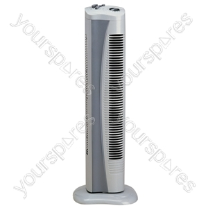 Tower Fan with Timer - Type UK Model