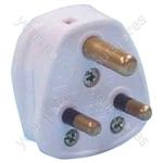 Round Pin Plug Top 5A