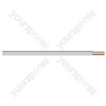 Eagle Standard Figure 8 Loudspeaker Cable. 100 m Reel - Number of Strands 42
