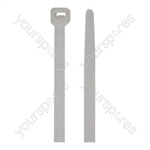Natural Nylon Cable Ties (25) - Size 2.5mm x 100mm