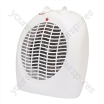 2 kW Upright Fan Heater