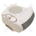 Prem-I-Air 2 kW Fan Heater With 2 Heat Settings
