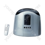 Hepa Air Purifier with Ioniser and Remote Control