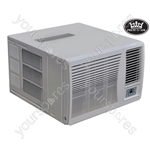 Prem-I-Air 12000 BTU DC Inverter Window Air Conditioner with Remote Control & Timer