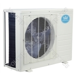 18000 BTU Per Hour Quick Fit Wall Mounted Inverter Air Conditioner Exterior Unit