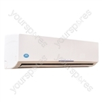 Prem-I-Air 18000 BTU Per Hour Easy Fit Wall Mounted Air Conditioner and Heat Pump, Interior Unit (Evaporator)