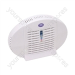 Compact Silica Rechargeable Moisture Absorbing Dehumidifier
