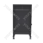 Prem-I-Air Black 1 kW Convection Heater