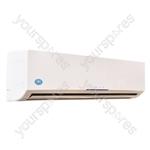 Prem-I-Air 12000 BTU Per Hour Easy Fit Wall Mounted Air Conditioner and Heat Pump, Interior Unit (Evaporator)