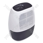 Prem-I-Air 20 L 'Xtreem 20' Moisture Absorbing Dehumidifier with 3 L Tank Capacity - Type UK Model