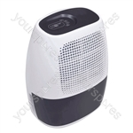 Prem-I-Air 16 L 'Xtreem 16' Moisture Absorbing Dehumidifier with 3 L Tank Capacity - Type UK Model