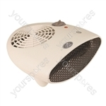 Prem-I-Air 2.4 kW Fan Heater With 2 Settings and Thermostat - Type UK Model