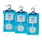 Prem-I-Air Hanging Moisture Absorbers (Pack of 3)