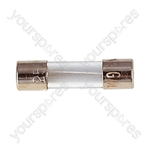20 mm Glass Quick Blow Fuse - Rating (A) 4A