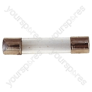 32 mm Glass Quick Blow Fuse - Rating (A) 2.5A