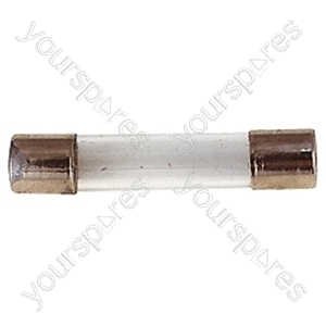 32 mm Glass Quick Blow Fuse - Rating (A) 7.5A