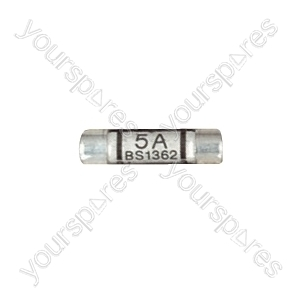 Domestic Mains Fuses (Loose) - Rating (A) 5