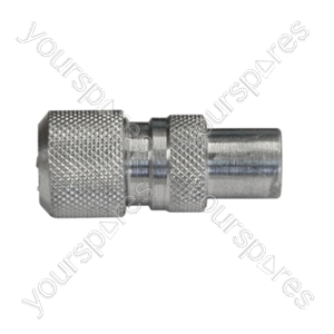 Professional 9.5mm Coax Plug