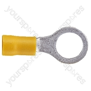 Ring Crimp Terminal - Dia 10mm