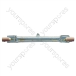 Clear Tungsten Halogen Linear Lamp 240V - Type K9