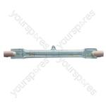 Clear Tungsten Halogen Linear Lamp 240V - Type K28