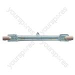 Clear Tungsten Halogen Linear Lamp 240V - Type K3