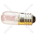 Clear MES Screw Fitting Bulb - Voltage 12V