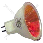 MR16 50W Dichroic Coloured Lamp 12V - Colour Blue