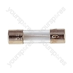 20 mm Glass Quick Blow Fuse - Rating (A) 1.6A