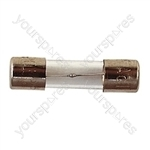 20 mm Glass Slow Blow Fuse - Rating (A) 200mA