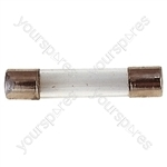 32 mm Glass Quick Blow Fuse - Rating (A) 150mA
