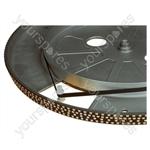 Replacement Turntable Drive Belt - Diameter (mm) 121