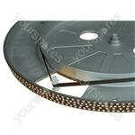 Replacement Turntable Drive Belt - Diameter (mm) 138