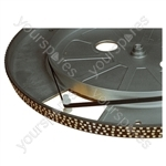 Replacement Turntable Drive Belt - Diameter (mm) 210