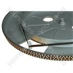 Replacement Turntable Drive Belt - Diameter (mm) 175