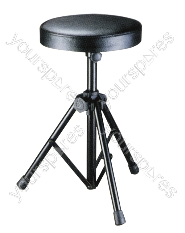 Keyboard Drum Seat With Padded Seat G001XT By SoundLAB