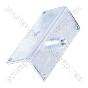 Corner Flying Point Bracket Eye Bolt - Size (mm) 8