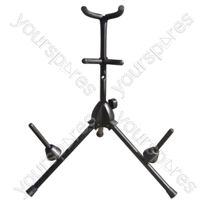 Saxophone Stand with Tripod Legs