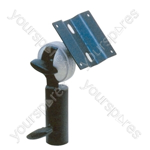 35mm External Metal Speaker Mount (Top Hat) With Adjustable Angle