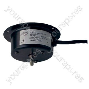 1 RPM Mains Powered Mirror Ball Motor