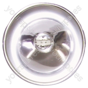 Silver Medium Flood Par 56 Reflector with Lampholder