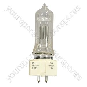 Sylvania T19 Theatre Lamp 1000W